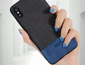 MOFI Silicone Edge iPhone X Case » Gadget Flow