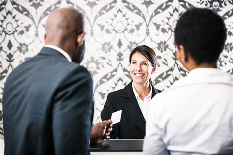 Four Vitals Your Front Desk Agent Should Take At Checkin