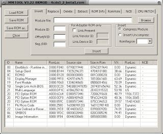 Andy S Bios Modification Tools by The Bios Ami Bios Modification In Linux