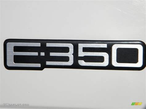 ford commercial logo 1998 ford e series cutaway e350 commercial moving truck