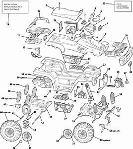 Polaris Sportsman 700  Red  Part Diagram
