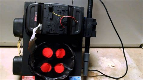 How To Make Ghostbusters Proton Pack by Diy 5 Ghostbusters Proton Pack