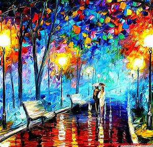 Abstract Painting Of Love | Amazing Wallpapers