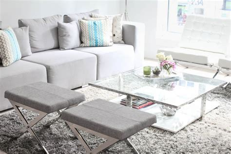 added benches   living room fashionable hostess