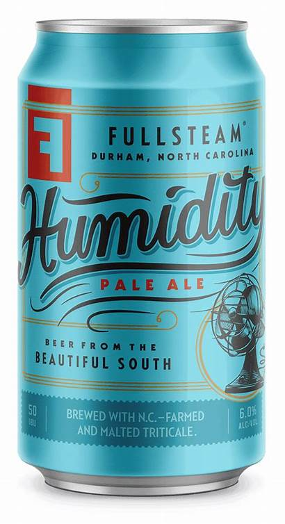Beer Humidity Steam Fullsteam Cans Brewing Ale