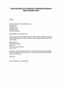change of name letter format best template collection With cover letter for change of name
