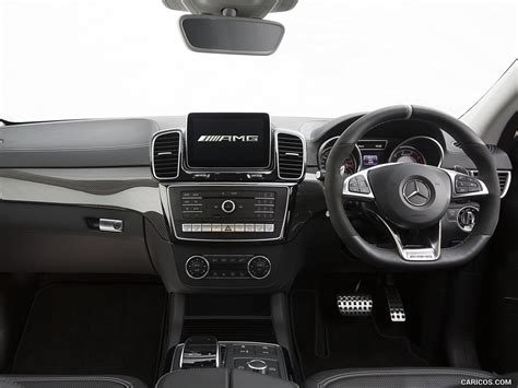2020 mercedes amg gle 63 s 4matic driving interior. 2016 Mercedes-AMG GLE 63 S Coupe (UK-Spec) - Interior ...