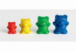 Excellerations Weighted Counting Bears 96 Pieces