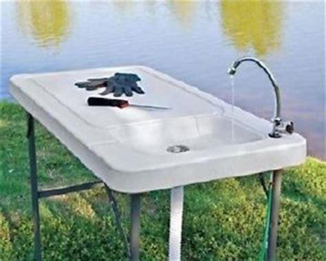 garden sink outdoor portable station table water garden