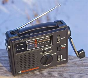 Camping 101  Carry An Emergency Radio