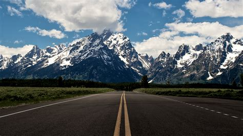 Parable For Road And Mountain
