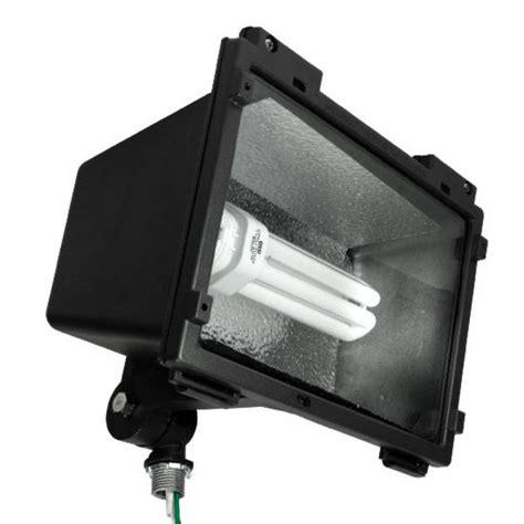 fluorescent flood light cfl flood light 42 watt 120