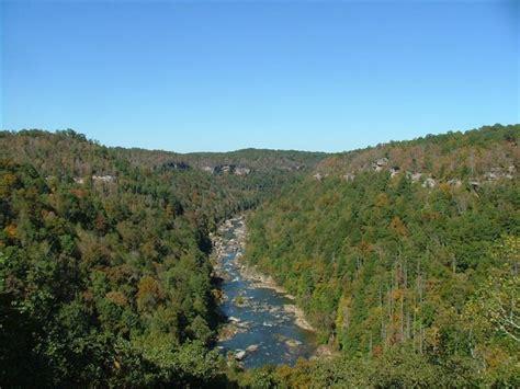 big south fork national river  recreation area