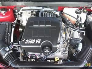 3 5 Liter 3500 V6 Engine For The 2005 Pontiac G6  37443466