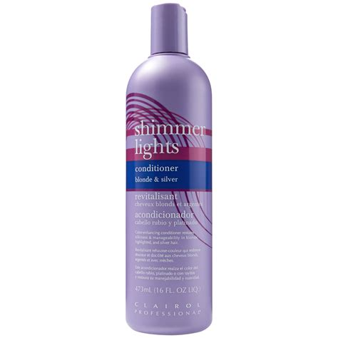 shimmering lights conditioner clairol shimmer lights conditioner at sally