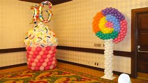Enchanted Balloon Party and Event Decors Candyland