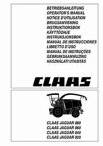 Claas Jaguar 880