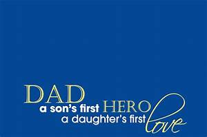 Dad My Hero Overlay - Sentiments with Style Design Studio