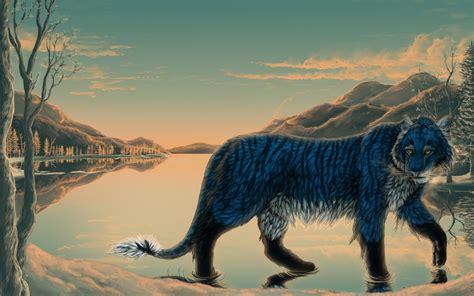 Animal Design Wallpaper - wildlife abstract animal creative design hd
