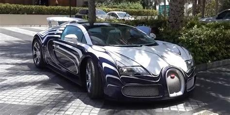 The Bugatti Made by Bugatti Ceramic Car Automobilistico