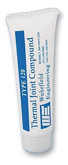 type 44 heat sink compound 120 5 heat sink compound 0 14kg tube wakefield