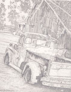 ford truck drawing  ford truck car drawings ford pickup trucks
