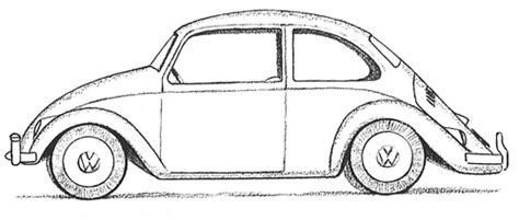 punch buggy car drawing buggy car drawing