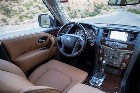 nissan patrol review price design