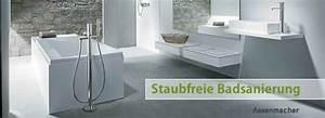 Bad Selbst Renovieren : staubfrei bad renovieren badrenovierung staubfrei staubfreies arbeiten badrenovierung ~ Frokenaadalensverden.com Haus und Dekorationen