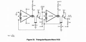 help understanding frequency calculation for vco schematic With vco schematic