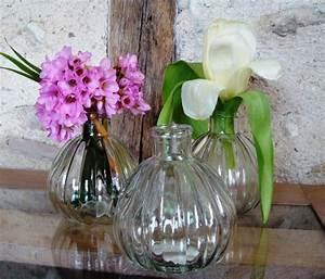 Vase En Verre Pas Cher : vase soliflore en verre pas cher 1 85 tartifumed co d co table pinterest ~ Teatrodelosmanantiales.com Idées de Décoration