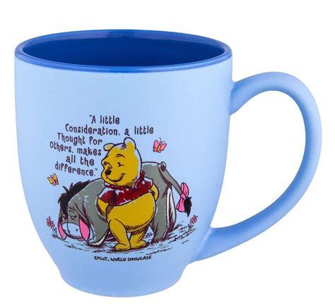 Enesco eeyore true blue companion disney traditions figurine. Disney Parks Epcot Winnie the Pooh & Eeyore Ceramic Coffee Mug New - Walmart.com