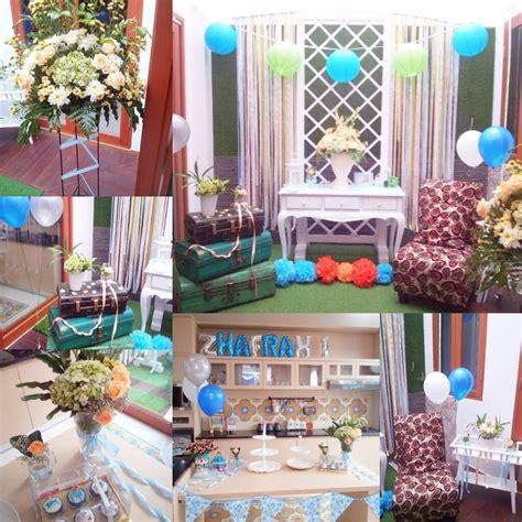 Jual Dekorasi Venue Untuk Acara Lamaran  Ulang Tahun Dll