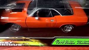 UNBOXING 2 Fast & 2 Furious 1997 Dodge Challenger 1:18 ...