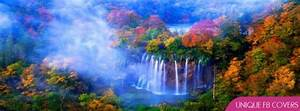Waterfall Facebook Covers | Nature Fb Cover - Facebook ...