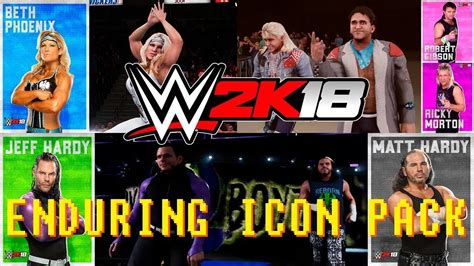 The biggest video game franchise in wwe history is back with wwe 2k18! HOW TO UNLOCK HARDY BOYZ DLC IN WWE 2K18 v1.05 CODEX or Unlock Endurig Icon wwe 2k18 - YouTube