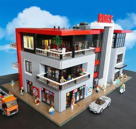 Moderne Lego Häuser by Lego The Ridge Modern Townhouse Legos Lego Stadt Lego