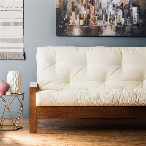 comfortable futon 6 tips to make a futon bed more comfortable overstock