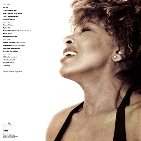 Tina Turner Simply The Best by Tina Turner Simply The Best Album
