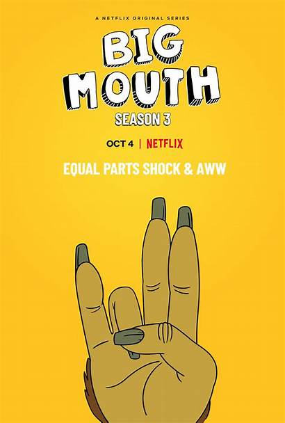 Mouth Season Poster Release Trailer Date