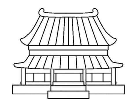 menggambar rumah adat limas rumah adat indonesia
