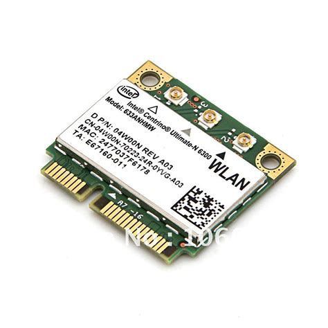 wifi card for mini pci express wireless ac card networking linus