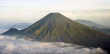Pantangan Wanita Datang Bulan Gunung Sundoro Sinduro Senduro Di Wonosobo Temanggung Jawa Tengah