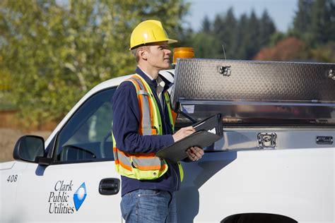 For Contractors - Clark Public Utilities