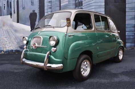 custom fiat  multipla microvan   equal autoevolution