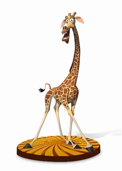 Melman Madagascar Parody Giraffe Wiki Jirafa Wikia