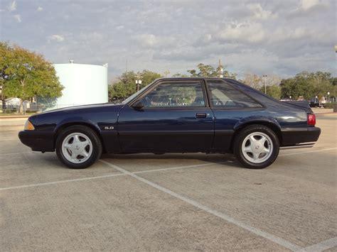 fs ft 1990 mustang lx 5 0 original clean stock car