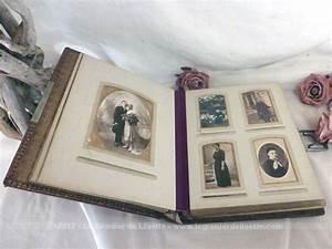 Album Photo Ancien : vendu ancien album photos fin xix avec photos le grenier de lisette ~ Teatrodelosmanantiales.com Idées de Décoration