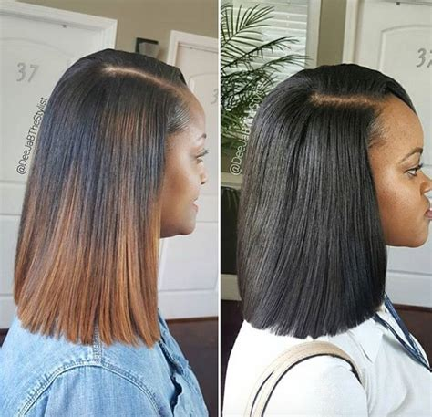 Hairstyles For Sew In Tracks by Best 25 Colored Weave Hairstyles Ideas On