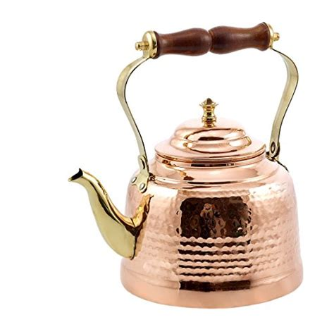 bright copper kettles  smiles